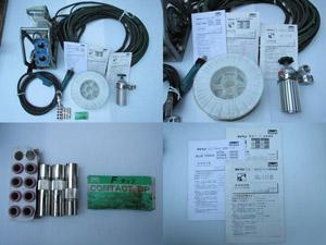 ダイヘン(DIHEN)製の溶接機 付属品