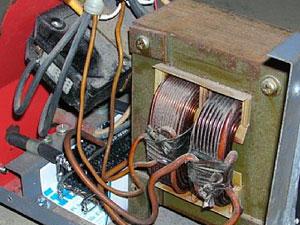 溶接機の簡単な整備と清掃