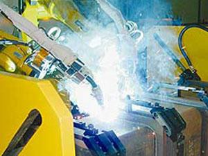 溶接ロボが本格的に普及する前が高く売るタイミング